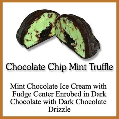 Picture of TRUFFLE- MINT CHIP