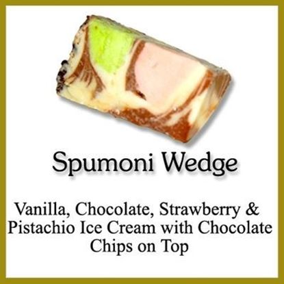Picture of SPUMONI WEDGE VAN/PIST 18ct