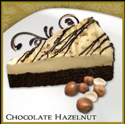 Picture of GELATO CAKE HAZELNUT 12CUT