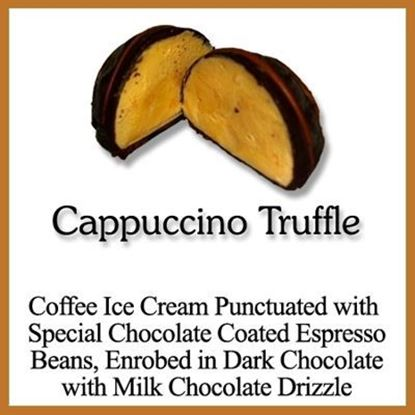 Picture of TRUFFLE CUP- CAPPUCINO 12ct