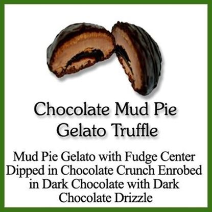Picture of GELATO TRUFFLE CHOC.MUD PIE
