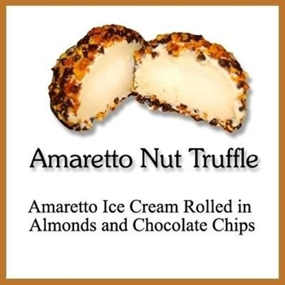 Picture of MINI TRUFFLE AMARETTO NUT 72ct