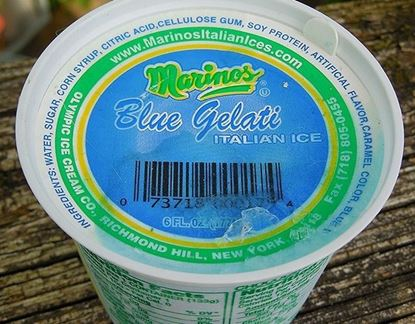 Picture of MARINO ICE CUPS - BLUE