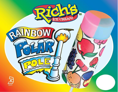 Picture of RICH'S RAINBOW PUSH-UP 24ct