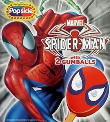 Picture of GH SPIDERMAN 18ct