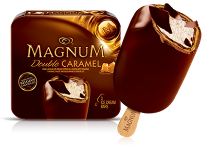 Picture of GH MAGNUM DBL CARAMEL 12ct