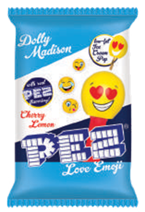 Picture of DOLLY MAD EMOJI LOVE FACE 18CT