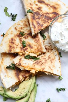 Picture of CHICKEN QUESADILLA Smoked 50ct
