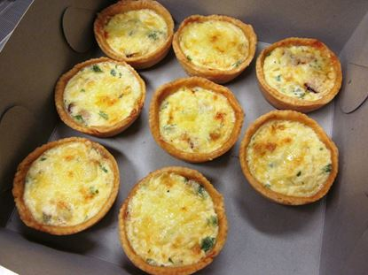 Picture of MINI QUICHES - ASS'd - 100ct