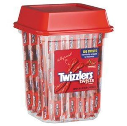 Picture of IND. WRAPPED TWIZZLERS