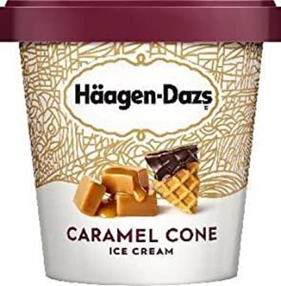 Picture of H.D. PINTS- CARAMEL CONE 8ct