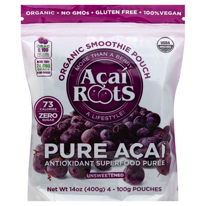 Picture of ROOTS - ACAI PURE SMOOTH 4 PK