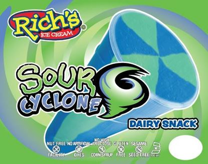Picture of RICH'S BLUE RASP CYCLONE *CUP*