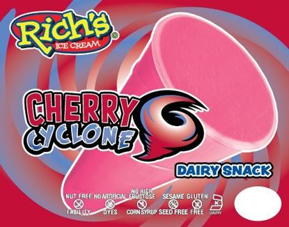 Picture of RICH'S CHERRY CYCLONE CUP 24ct