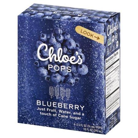 CHLOE'S FRUIT BARS